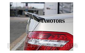 Карбоновий спойлер,Carbon Mercedes E-Class W212,09-12