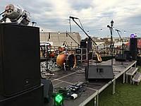 Аренда сценического оборудования:Сцена 5 х 4 м, фото 1