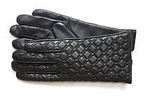 Женские кожаные сенсорные перчатки 1-940s2, фото 3