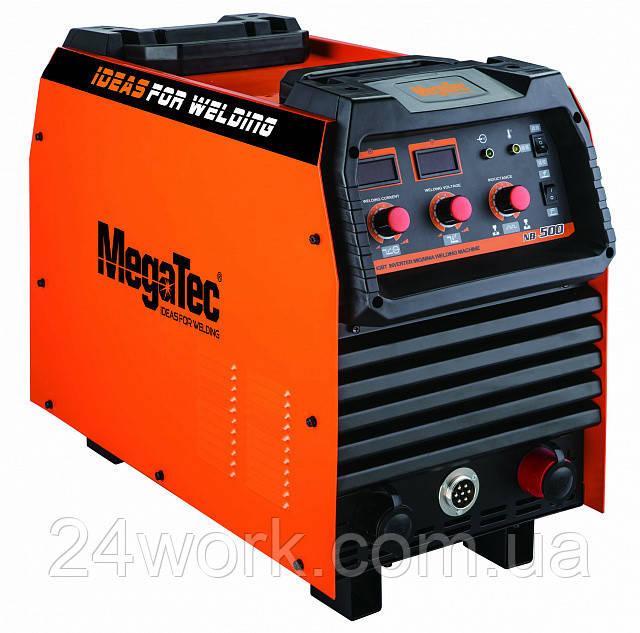 MegaTec STARMIG 500S - для полуавтоматической электродуговой сварки металлов покрытыми электродами, MIG/MAG