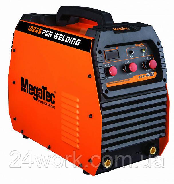 MegaTec STARARC 400-  для ручной электродуговой сварки металлов покрытыми электродами, ММА