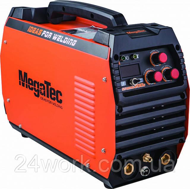MegaTec STATIG 200S -для дуговой (включая плазмо - дуговою) TIG сварки металлов