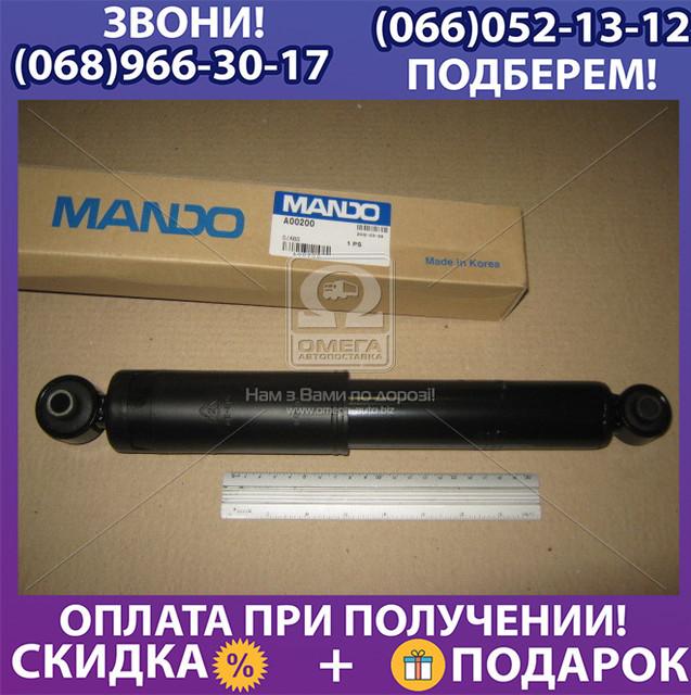 Амортизатор подвески КИА CERATO 09- задний  газовый (пр-во МАНdo) (арт. A00200)