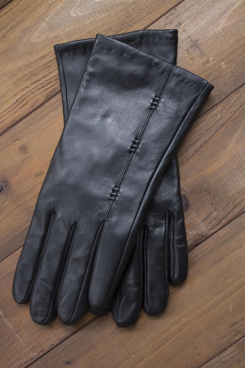 Женские кожаные сенсорные перчатки 943s1