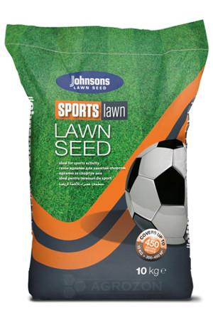 """Газонна трава Johnsons Sport Lawn Hot """"Спортивна"""", - 10 кг"""