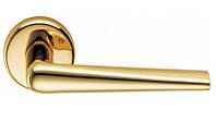 Ручка дверная Colombo Robotre CD 91 полированная латунь (Италия)