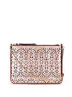 Вечерняя сумка Victoria's Secret Rose Gold
