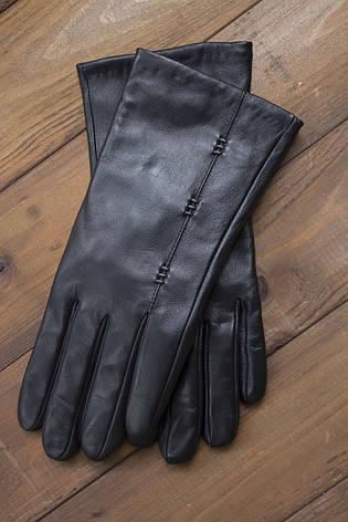 Женские кожаные сенсорные перчатки 1-943s2, фото 2