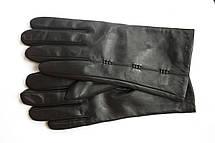 Женские кожаные сенсорные перчатки 1-943s2, фото 3