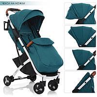 Прогулочная детская коляска-книжка EL Camino М 3910-12  Гарантия качества Быстрота доставки