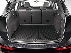 AUDI Q5 Килимок в багажник новий оригінал 2009-14