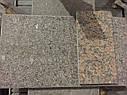 Плитка гранитная G562 Marple Red 300х150х20 ММ ТЕРМО, фото 3