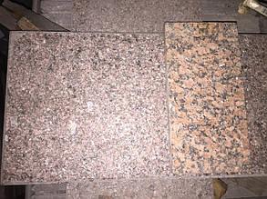 Плитка гранитная G562 Marple Red 300х150х20 ММ ТЕРМО