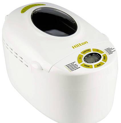 Хлебопечь HILTON HBM-211 (850 Вт, размер выпечки - 700/900/1150 г), фото 2