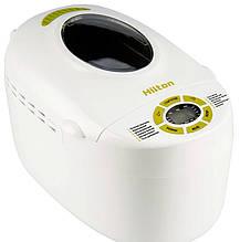 Хлебопечь HILTON HBM-211 (850 Вт, размер выпечки - 700/900/1150 г)