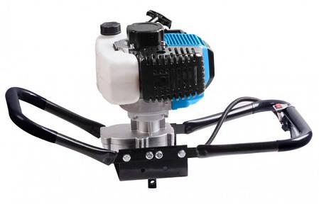 Мотобур (Масло и шнек 200mm в подарок!) 2500Вт BauMaster EA-1525, фото 2
