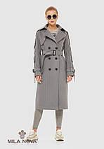 Демисезонное женское пальто, фото 3