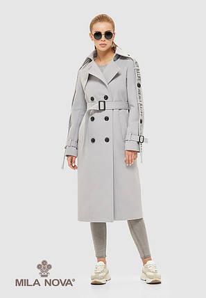 Демисезонное женское пальто, фото 2