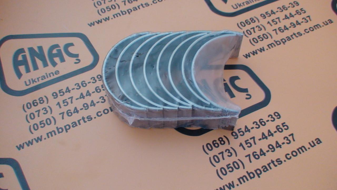 320/09206 Вкладыши шатунные 0,25 на JCB 3CX, 4CX