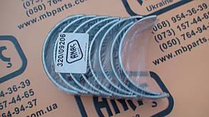 320/09206 Вкладыши шатунные 0,25 на JCB 3CX, 4CX, фото 3