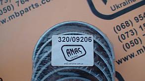 320/09206 Вкладыши шатунные 0,25 на JCB 3CX, 4CX, фото 2