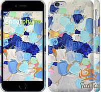 """Чехол для iPhone 6 """" Холст с красками """""""