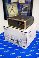 Epson EF-100B Android TV Edition мобильный лазерный проектор, фото 1