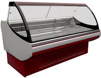 Вітрина холодильна Juka VGL190