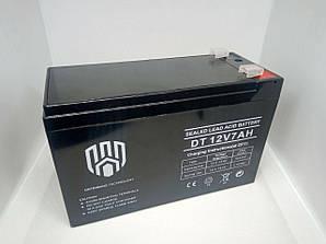 Аккумулятор DT 12V 7Аh Defending Technology