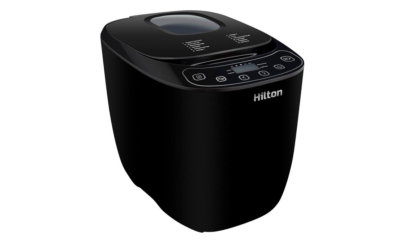 Хлебопечь HILTON HBM-192 (600 Вт, размер выпечки - 700/900 г)