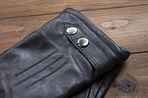 Мужские кожаные перчатки 933s1, фото 2