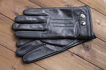 Мужские кожаные перчатки 933s1, фото 3