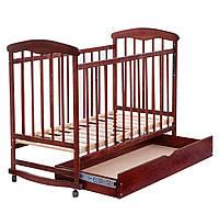 """Кроватка-качалка детская с шуфлядкой """"Наталка"""""""