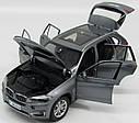 Оригинальная модель автомобиля BMW X5 (F15), 1:18 scale, Space Grey (80432318988), фото 2