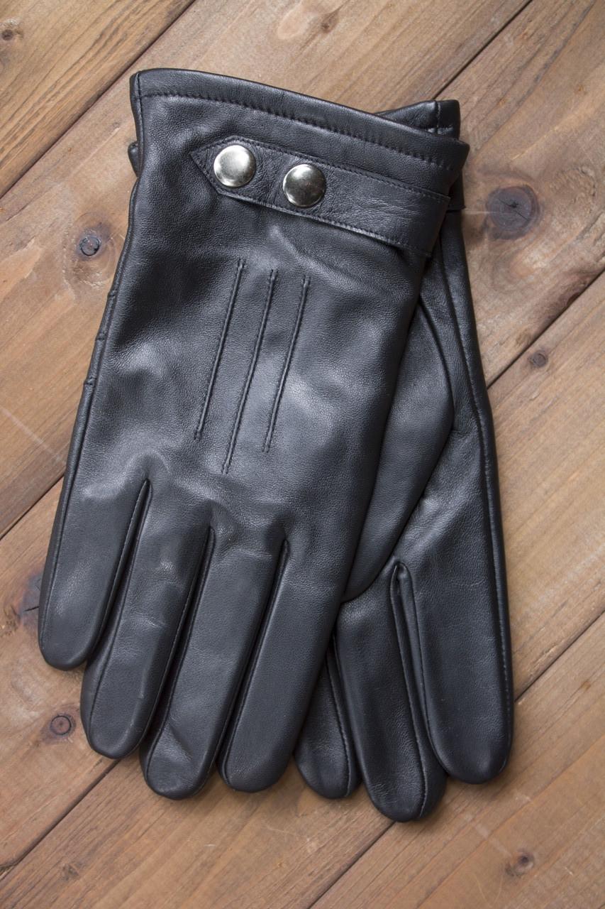 Мужские кожаные перчатки 1-933s2