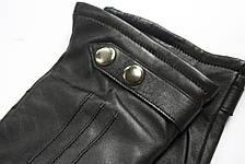 Мужские кожаные перчатки 1-933s2, фото 3