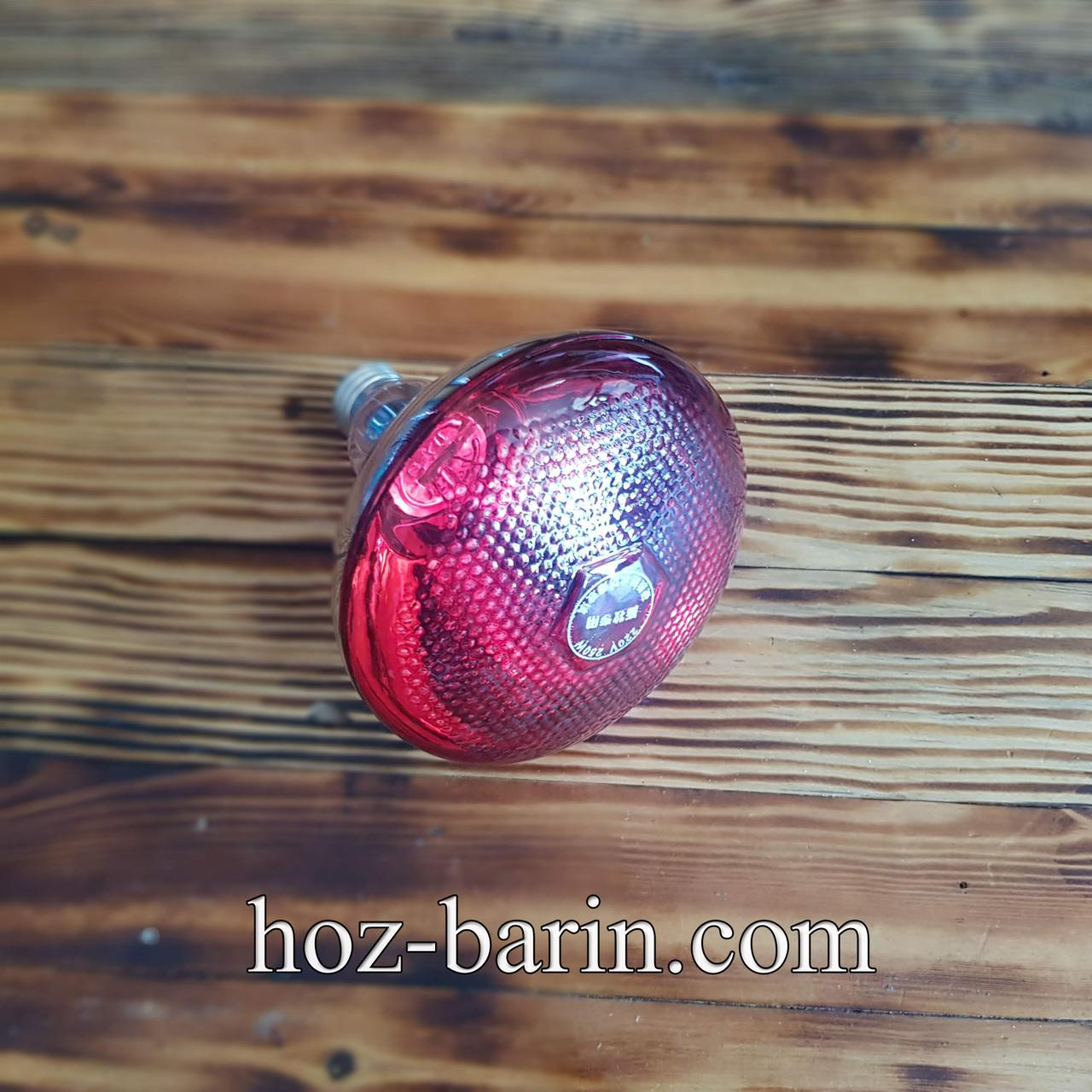 Лампа инфракрасная  (прессованое стекло) 150Вт