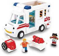 Игрушка WOW TOYS Robin's Medical Rescue Медицинская помощь Робин, фото 1