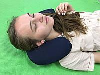 Подушка EKKOSEAT под голову клиента (для наращивания ресниц,косметологии, массажа)