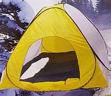 Зимняя палатка с дном DASTER 2,3Х2,3*1,6 АВТОМАТ