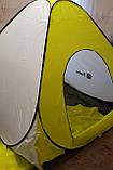 Зимняя палатка с дном DASTER 2,3Х2,3*1,6 АВТОМАТ, фото 3