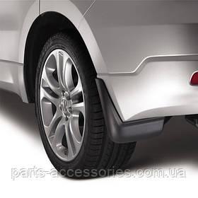 Acura RDX 2013-15 передние задние брызговики новые оригинал