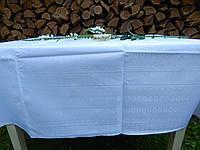 Белая скатерть хлопок, фото 1