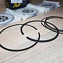 Кольцо поршневое Газель NEXT дв.Evotech 2,7 d96,5 М\к G-PART (пр-во ГАЗ), фото 2
