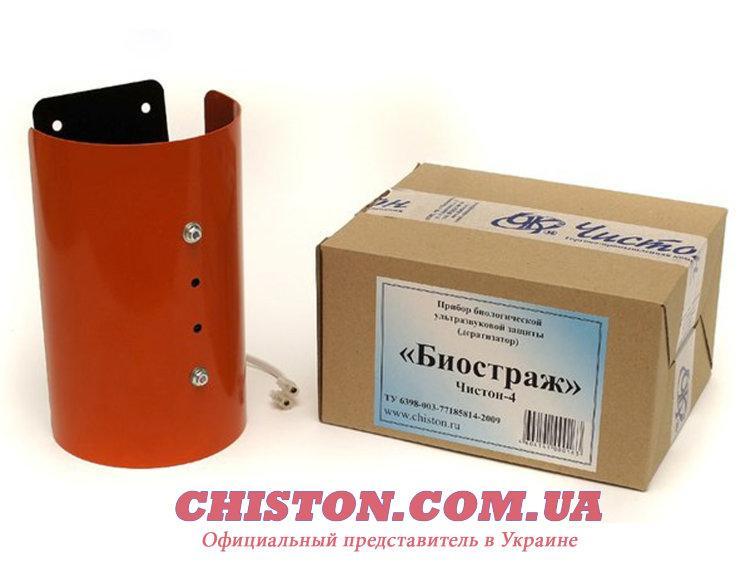 Професійний відлякувач мишей та щурів ЧИСТОН-4 (850 М²)