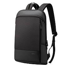 Мужской рюкзак Bopai Ultra черный eps-7047, фото 3
