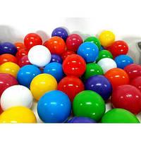 Набор шариков для сухих бассейнов в сумочке Мягкие 40 штук 1+ (KW-02-417)