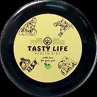 Фрисби Frisbee Фрiзбi (Летающая тарелка) Черная