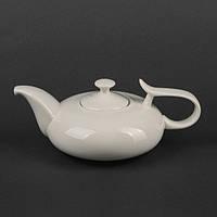 """Заварювальний чайник овальний 450мл серія """"Екстра білий"""" (арт. A7060)"""