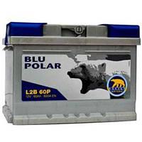 Акумулятор BAREN BLU POLAR 6CT-60Аз 540A R